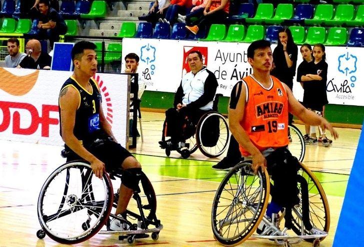 El BSR Amiab Albacete se presenta en casa después de ganar un amistoso ante el CD Ilunion