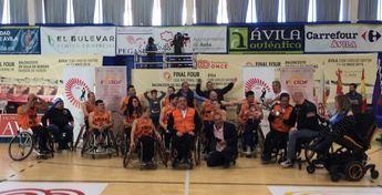 El BSR Amiab Albacete, nuevo campeón de Liga