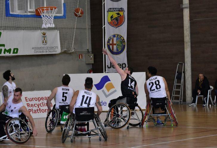 El BSR Amiab Albacete ganó los dos partidos de la última jornada de la previa de Champions y terminó con pleno de victorias