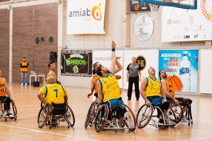 El BSR Amiab Albacete recibe al Casa Murcia Getafe en el regreso a la competición de la regularidad