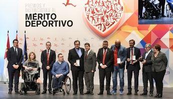 El Club Amiab de Albacete, entre los premiados por la junta la Mérito Deportivo