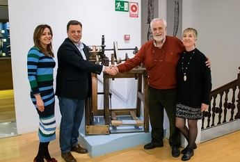 El consejo municipal de personas mayores de Albacete homenajeará en el Día del Mayor al cuchillero albaceteño Amos Núñez