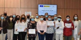 El Ayuntamiento de Albacete forma a 16 desempleados de más de 52 años como informadores medioambientales, jardineros y cuidadores