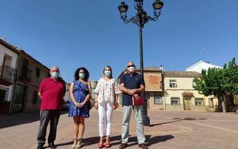 Viveros (Albacete) renueva su alumbrado público en el marco del programa 'REBECA' que gestiona la Diputación