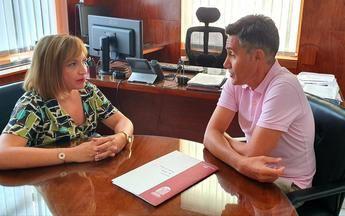 La Diputación de Albacete sigue trabajando en mejorar la tecnología para mejorar los servicios en la zona de Hellín