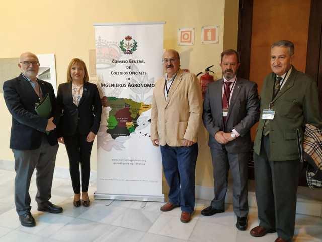 Inaugurada en Albacete la XIX Junta general de Colegios Oficiales de Ingenieros Agrónomos