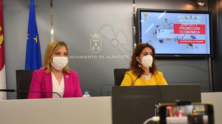 El Servicio de Empleo de Albacete atendió a 41.500 desempleados y el de Emprendimiento a 410 empresas en 2020