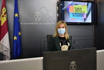 Abierto el plazo de reclamaciones para la primera fase del Plan de Empleo del Ayuntamiento de Albacete