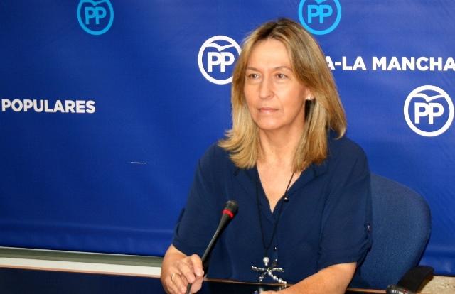 Guarinos (PP) responsabiliza a Page de 'condenar' a las pacientes de cáncer a esperar más de dos años y medio para una reconstrucción mamaria