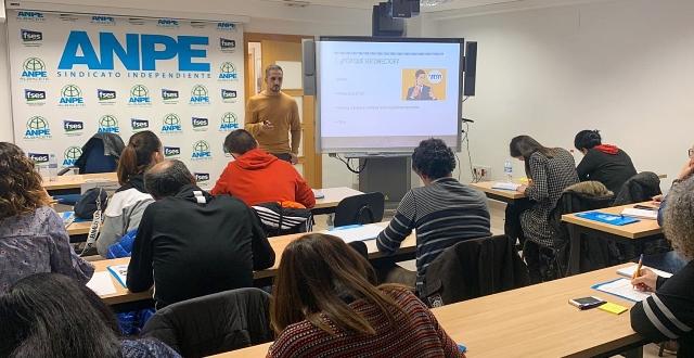 ANPE Albacete ofrece unas jornadas formativas sobre selección de directores