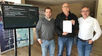 Anpe firma el primer convenio colectivo del profesorado de religión de Castilla-La Mancha
