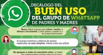 ANPE Albacete pide a los padres respeto al profesorado y un uso responsable de Whatsapp y redes sociales
