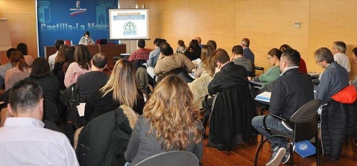 ANPE Albacete organiza unas jornadas sobre elaboración de proyectos de dirección