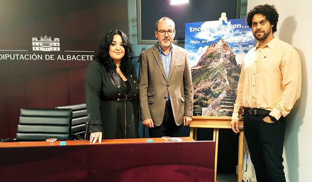 Antonio Campos, uno de las cinco autores que recorrerán este otoño la provincia de Albacete con 'Encuentros con…', de la Diputación