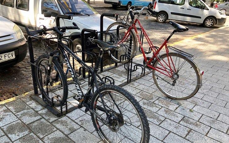 El Ayuntamiento de Albacete instalará cuatro aparca bicis nuevos con 30 plazas en total