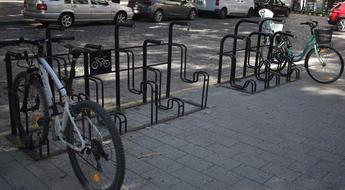 El Ayuntamiento de Albacete instalará nuevos aparcamientos para bicicletas en diversas ubicaciones de la ciudad