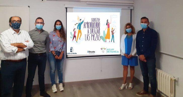 La nueva edición del programa 'Aprendiendo a encajar las piezas' comienza su andadura el 7 de octubre en Albacete