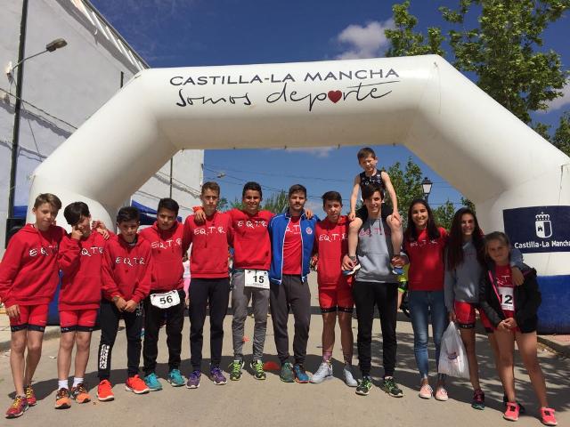 La Roda acoge este sábado las pruebas de deporte en edad escolar de Triatlón
