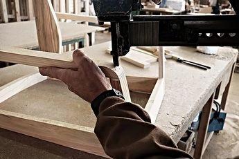 Los armazones de sofá de Mapay, cada vez más presentes en las industrias de Montealegre del Castillo