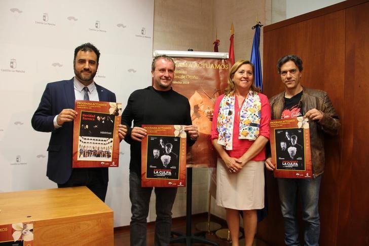 Los ayuntamientos que participen en la Feria de Artes Escénicas de 2020 se beneficiarán de una bonificación la temporada siguiente