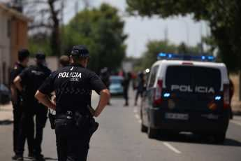 Los sindatos policiales demandarán a Junta y Ayuntamiento de Albacete por no hacer PCR a los agentes que actuaron en el asentamiento