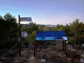 29 nuevos miradores estelares en La Manchuela y las Sierras de Alcaraz y Segura, en el proyecto de astroturismo