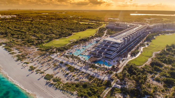 ATELIER de Hoteles abre las puertas de ESTUDIO Playa Mujeres, su nuevo Resort de Lujo Familiar, Todo Incluido