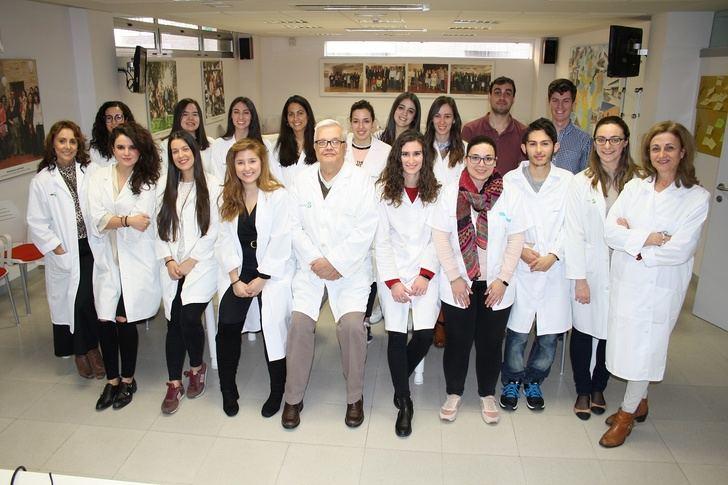 Profesionales de Atención Primaria de Toledo promueven hábitos saludables entre 2.500 jóvenes de la ESO