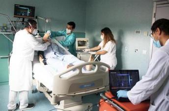 El hospital Mancha Centro de Alcázar (Ciudad Real) implanta un modelo formación para mejorar la calidad de atención en Urgencias