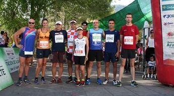Paterna del Madera alberga citas de trail y atletismo popular el sábado