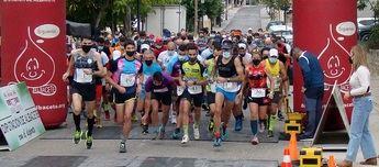 Rubén Rodríguez y Victoria Soler ganaron la quinta edición de la Trail de Nerpio