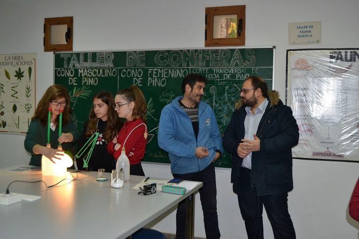 El Aula de la Naturaleza de Albacete ofrece tres días de talleres en familia para sensibilizar sobre el cambio climático