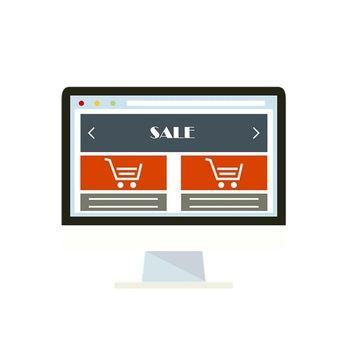 Aumento en las transacciones online de venta