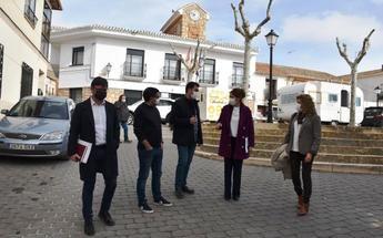 La Junta de Castilla-La Mancha facilitará la amplación de las residencias de mayores de Lezuza y El Ballestero