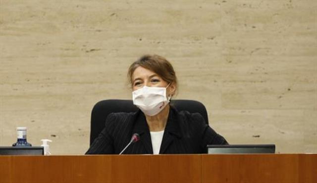 Las Cortes de C-LM ratifican a Aurelia Sánchez como senadora por designación autonómica tras la muerte de Vaquero