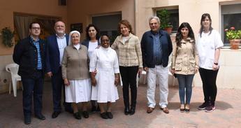 La Junta destaca la importancia de los recursos de atención a los mayores en El Bonillo