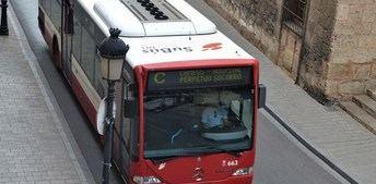 Aumenta un 5% el número de viajeros de los autobuses urbanos de Albacete