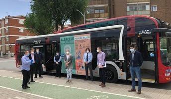 Los autobuses de Albacete vuelven a recuperar buena parte de los viajeros perdidos por el coronavirus