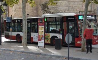 Los autobuses de Albacete reducen sus frecuencias para disminuir posibles contagios de coronavirus