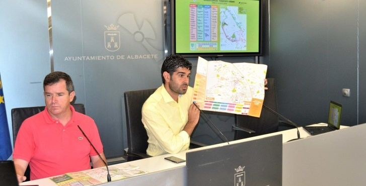 El Ayuntamiento de Albacete habilitará cuatro líneas especiales de autobús durante la Feria