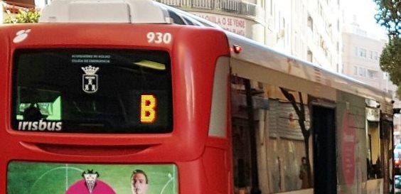 Más de 4.600.000 usuarios utilizaron el autobús urbano en Albacete durante el año 2017