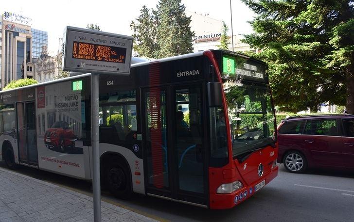 El Ayuntamiento de Albacete recibe ayuda extraordinaria de 720.000 euros para paliar la caída de ingresos por Covid en los autobuses