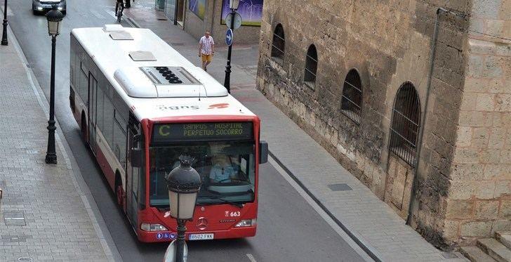 Los autobuses urbanos de Albacete siguen ganando adeptos en lo que va de 2019