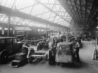 ¿Qué sería de nosotros sin la industrialización?