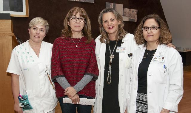 Medio centenar de profesionales se forman en el impacto del trabajo de los auxiliares de enfermería en el cuidado a los pacientes