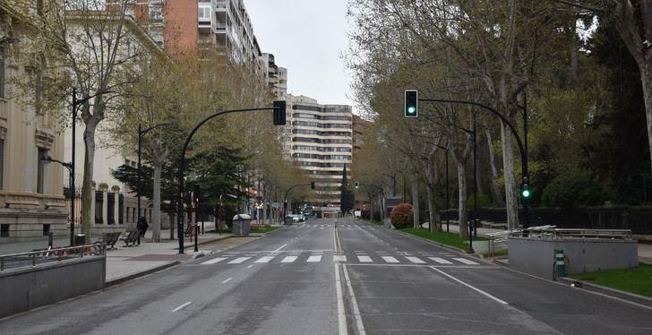 El Ayuntamiento de Albacete corta varias calles este sábado y domingo para descongestionar los parques de la ciudad