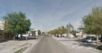 Imagen de archivo de la Avenida de los Reyes Católicos de Sonseca.