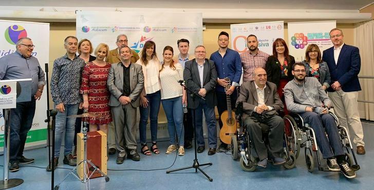 El Ayuntamiento de Albacete reafirma su compromiso con el mundo de la discapacidad en la Asamblea abierta de AIDISCAM