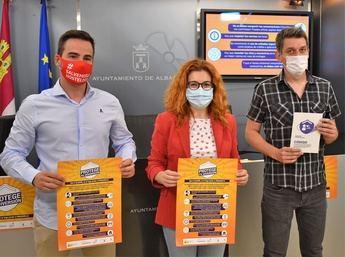 Ayuntamiento de Albacete y hosteleros se unen en una campaña para fomentar el cumplimiento de las medidas frente a la Covid-19 en los espacios de ocio