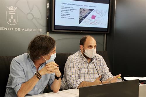 El Ayuntamiento de Albacete pondrá en marcha una experiencia piloto para la recogida selectiva de residuos orgánicos